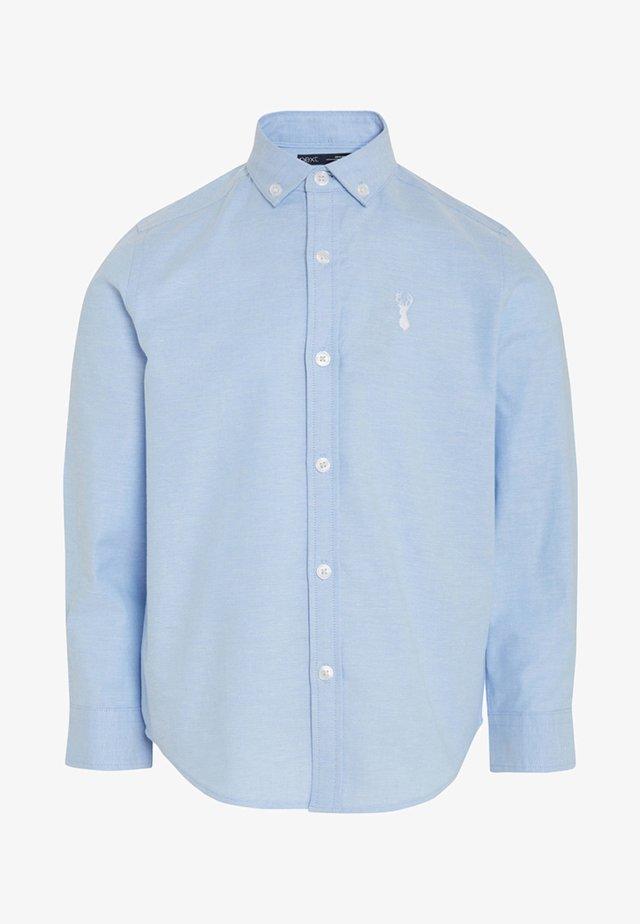 OXFORD - Vapaa-ajan kauluspaita - light blue