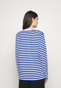 Marimekko - PITKÄHIHA  - Long sleeved top - white/blue - 2