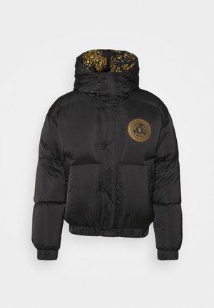 Down jacket - nero