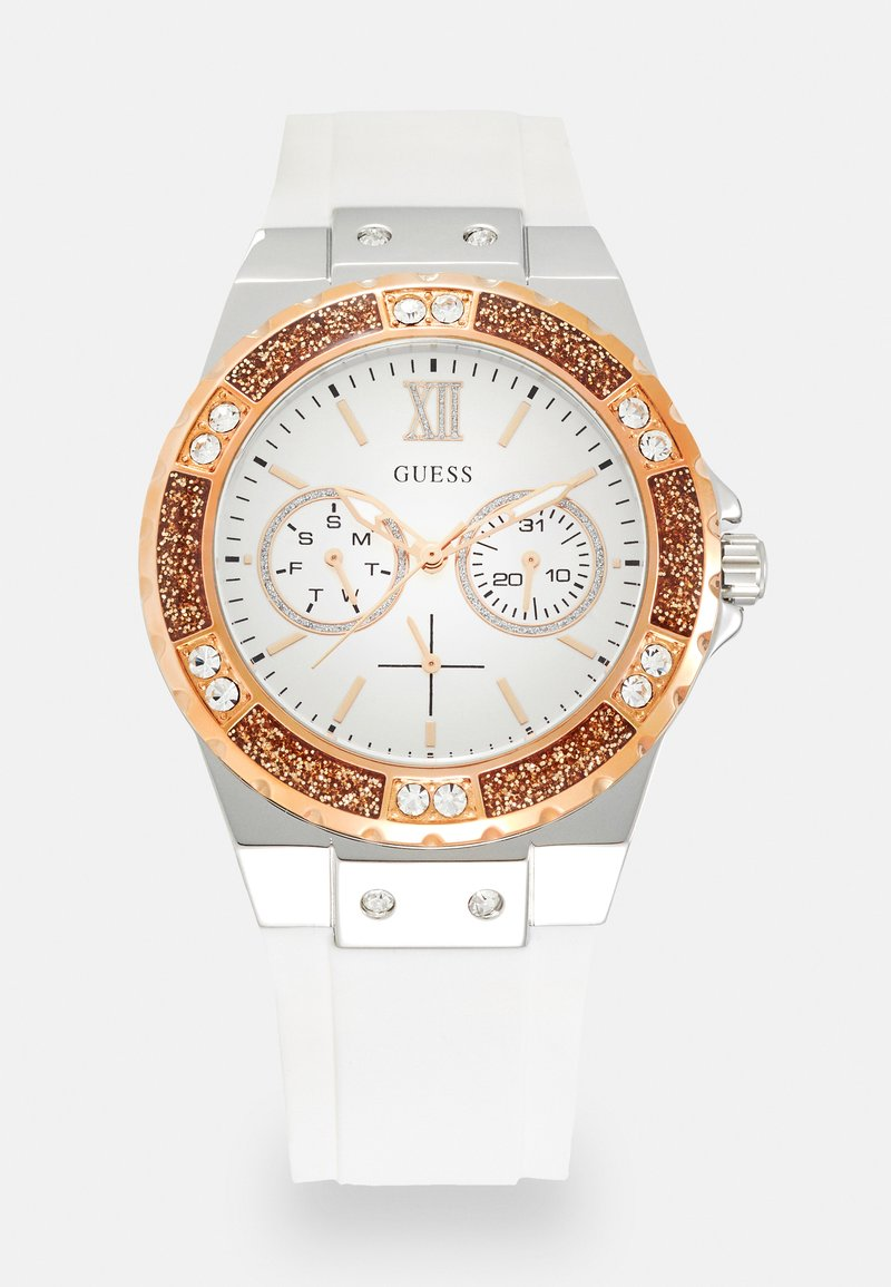 Guess - Watch - silver-coloured