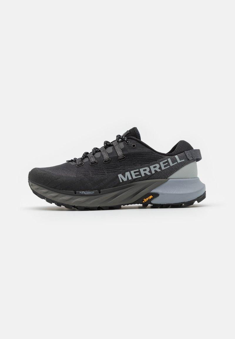Merrell - AGILITY PEAK 4 - Běžecké boty do terénu - black