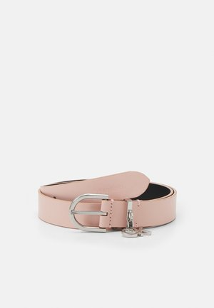 CHARM BUCKLE - Belt - blush