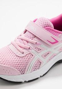 ASICS - CONTEND 6 - Zapatillas de running neutras - candy/white - 2