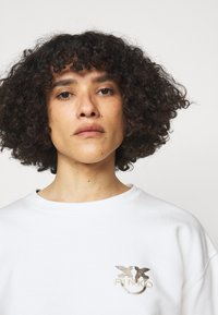 Pinko - SANO MAGLIA - Sweatshirt - off white - 3
