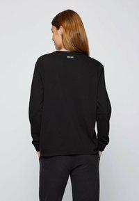 BOSS - C_ELSA - Long sleeved top - black - 2