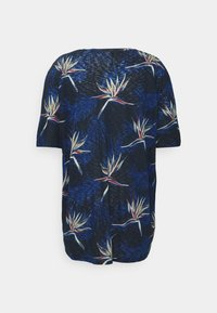 Jack & Jones - JORFLORALL TEE CREW NECK - T-shirt med print - navy peony - 1
