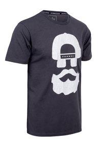 Spitzbub - Print T-shirt - black - 3