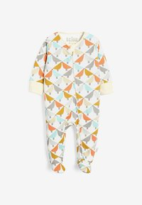 Next - SCION LIVING EXCLUSIVELY TO NEXT FOOTLESS SLEEPSUITS TWO PACK - Sleep suit - multi-coloured - 1