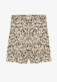 Shorts - open beige