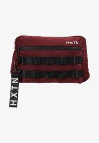 HXTN Supply - UTILITY TAPER CROSSBODY - Bum bag - burgundy - 7