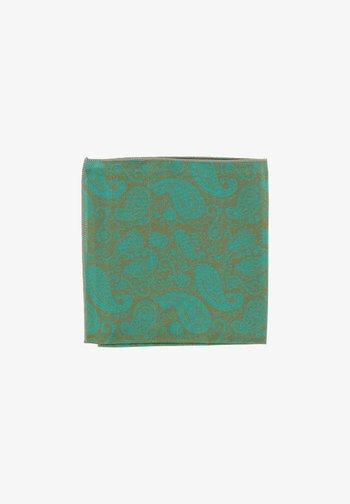COSANOSTRA - Pocket square - grün