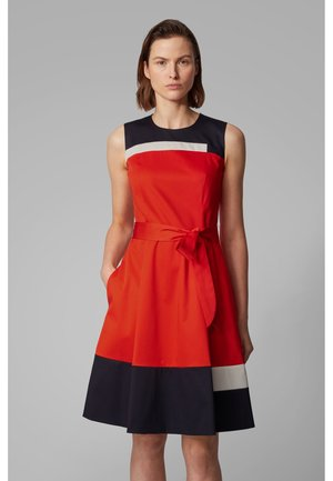 DADESA - Day dress - orange