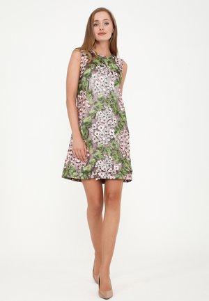LANA - Cocktail dress / Party dress - rosa, grün