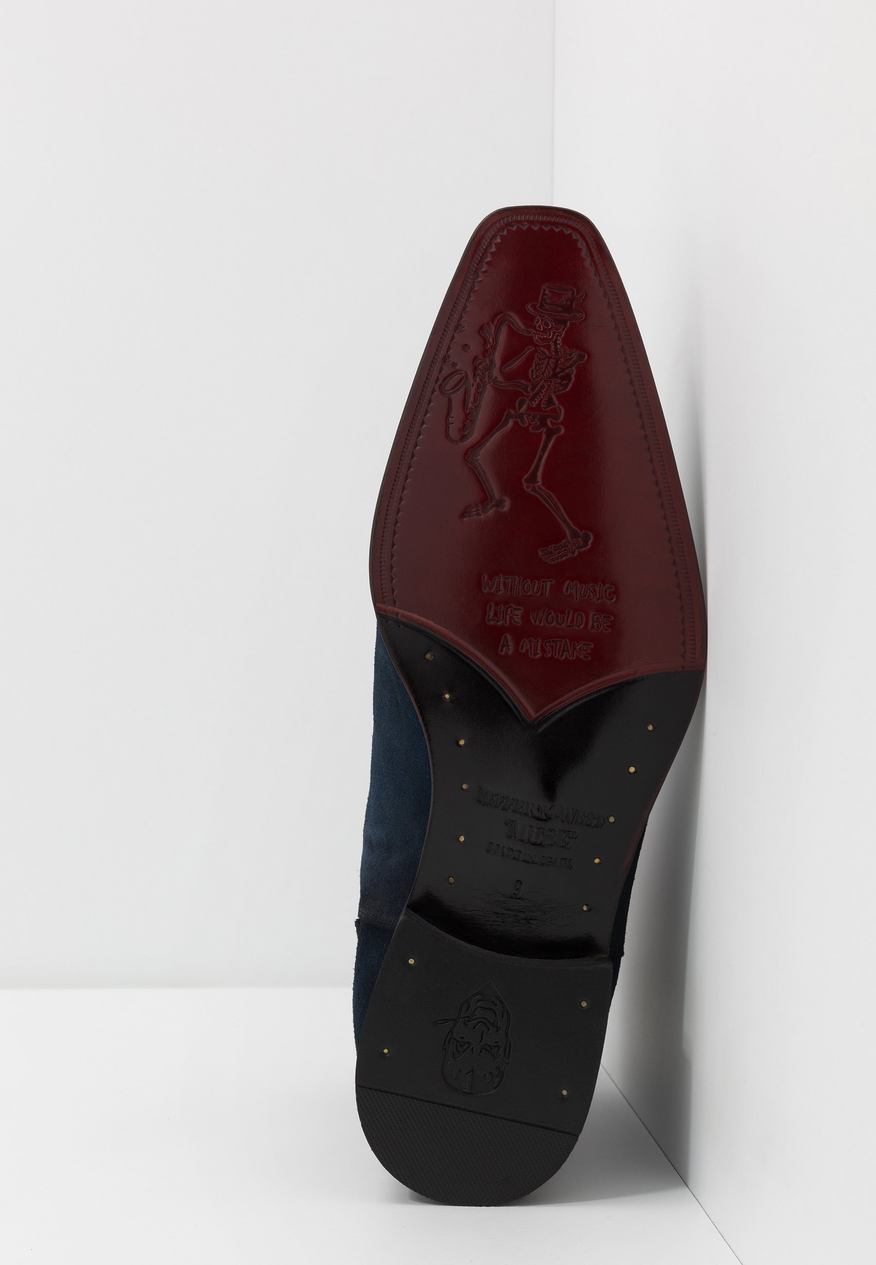 CAPONE CUBAN CHELSEA Stövletter shadow jeans