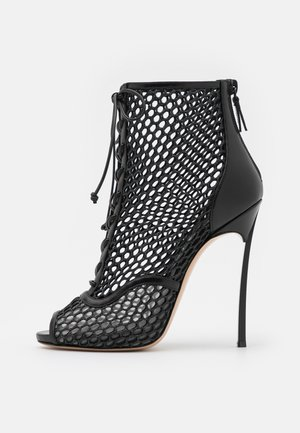 JOLLY BLADE WEBSTER - Lace-up ankle boots - minorca/nero