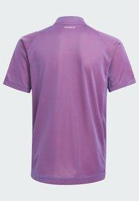 adidas Performance - B RG POLO - Polo shirt - sentfl scarle - 6