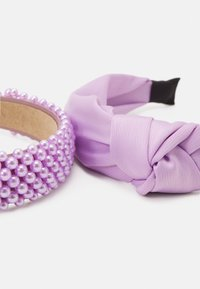 Lindex - ALICEBAND KNOT 2 PACK - Hair Styling Accessory - light lilac - 2