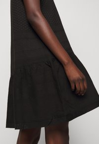 CECILIE copenhagen - DRESS - Day dress - black - 7