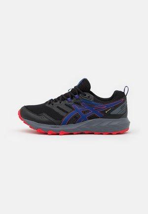 GEL SONOMA 6 GTX - Běžecké boty do terénu - black/monaco blue