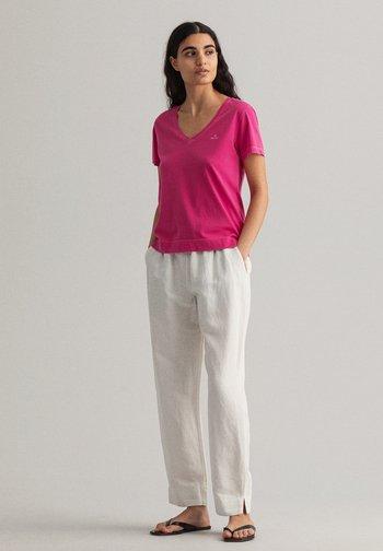 SUNFADED - Print T-shirt - cabaret pink