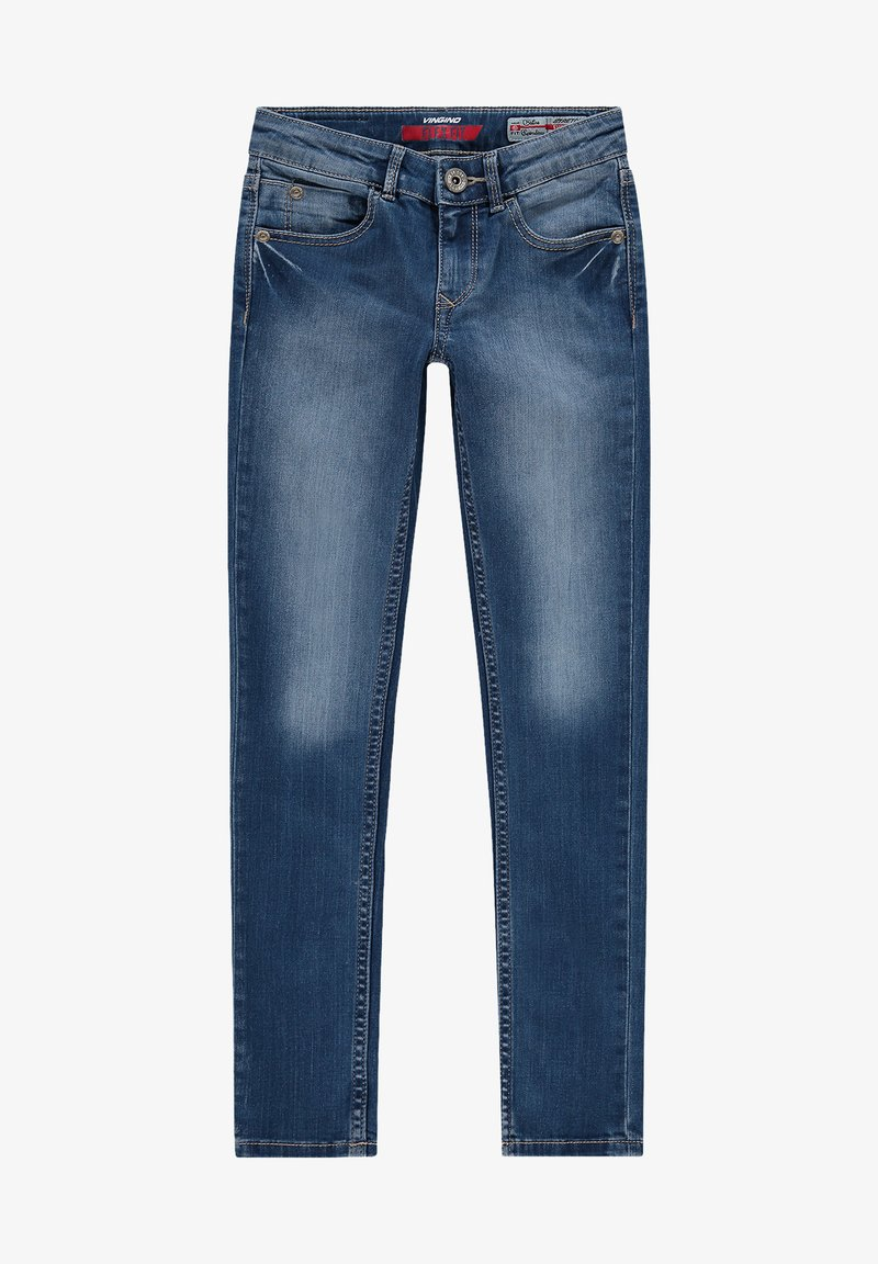 Vingino - BETTINE - Jeans Skinny Fit - blue vintage