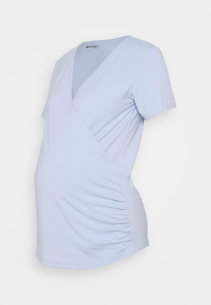 Even&Odd active - T-shirt basic - blue