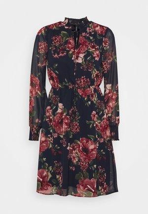 VMNEWSUNILLA SMOCK DRESS - Robe d'été - navy blazer/newsunilla