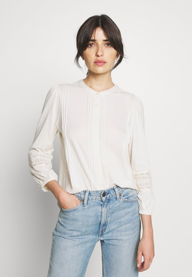 SUBLIME - T-shirt à manches longues - mascarpone cream