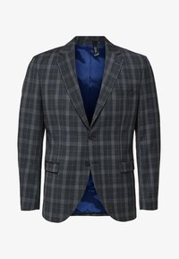 Selected Homme - Blazer jacket - gray - 4