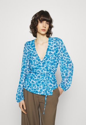 EVI - Long sleeved top - fancy pansy