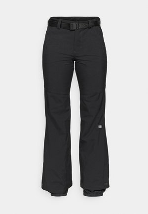 STAR PANTS - Schneehose - black out