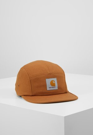 BACKLEY - Gorra - hamilton brown