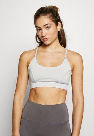 STRAP BRA - Sports bra - lunar grey