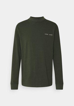 NORSBRO - Long sleeved top - kambu green