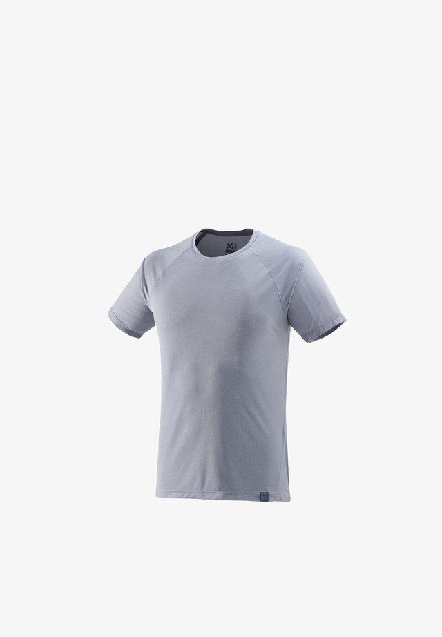 ISEO - Basic T-shirt - bleu
