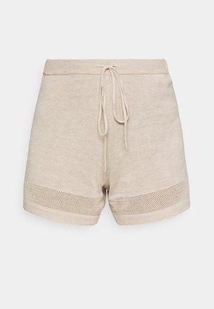 VILESLY - Shorts - natural melange