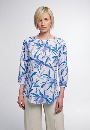 MODERN CLASSIC - Tunic - blau/weiß