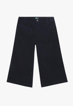 TROUSERS - Kalhoty - dark blue