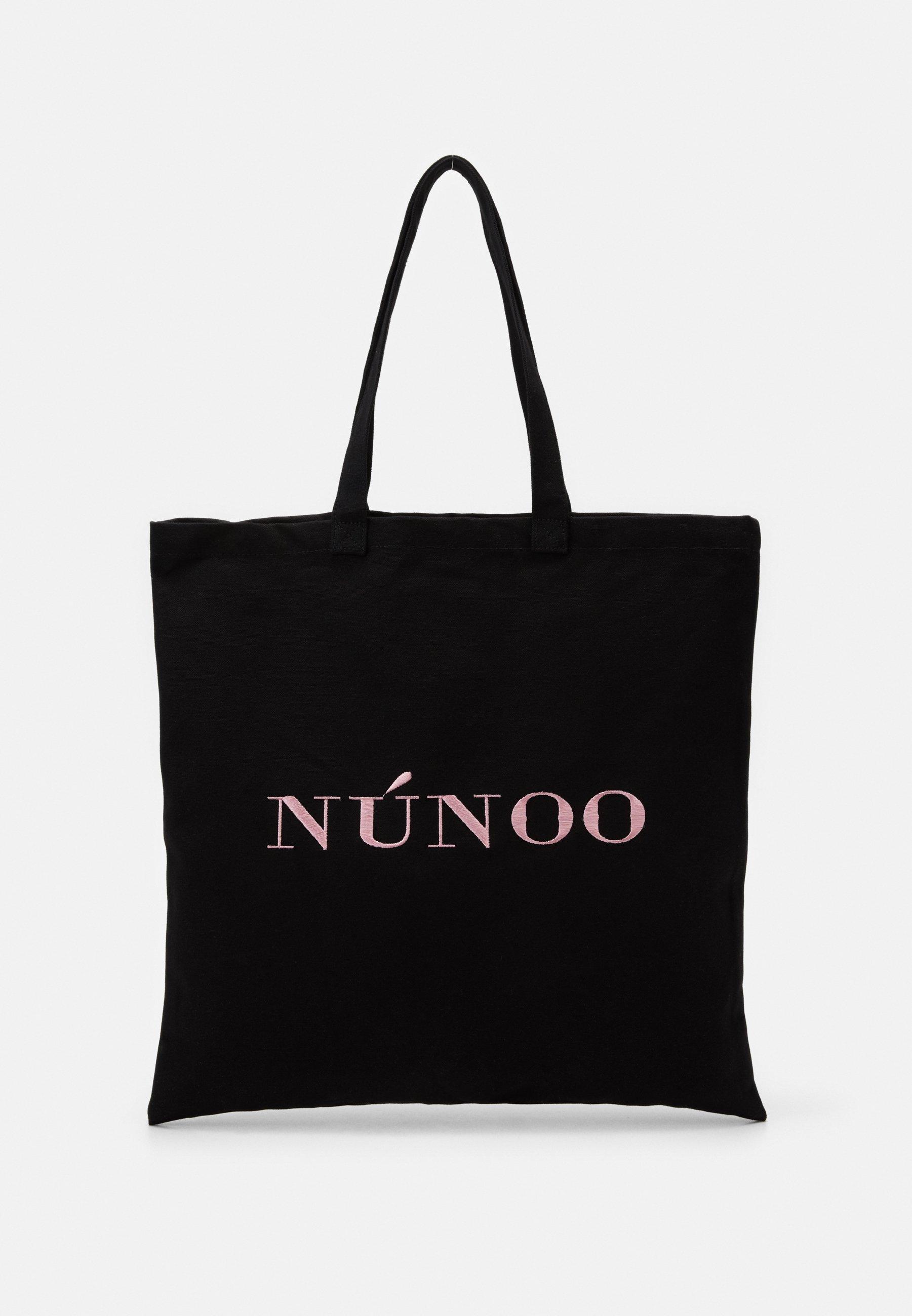 Núnoo Shoppingveske black Zalando.no