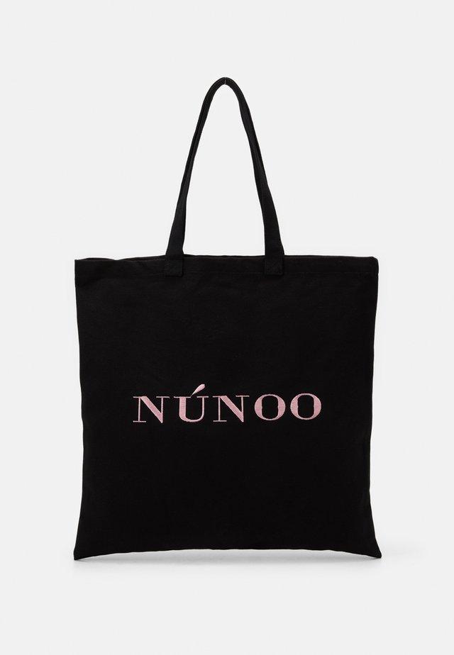 SHOPPER - Shopping bag - black