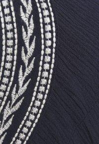Vero Moda - VMNEWHOUSTON SINGLET - Top - navy blazer/white - 2