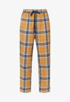 Pyjamabroek - mustard yellow
