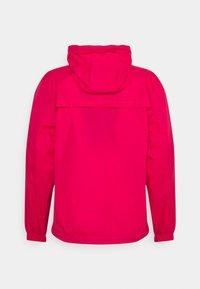 Ellesse - TEPOLINI JACKET - Vodotěsná bunda - pink - 1