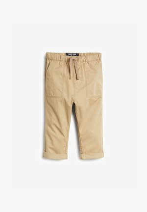 LOOSE FIT UTILITY PULL-ON (3MTHS-7YRS) - Cargobroek - stone