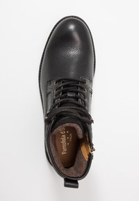 Pantofola d'Oro - LEVICO UOMO HIGH - Lace-up ankle boots - black - 1