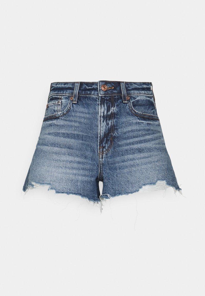 American Eagle - FESTIVAL  - Denim shorts - medium wash