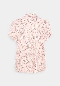 Samsøe Samsøe - MAJAN - Button-down blouse - white