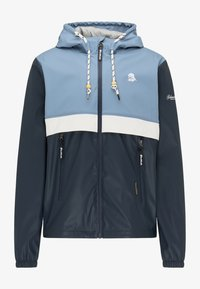 Schmuddelwedda - Waterproof jacket - blue - 4
