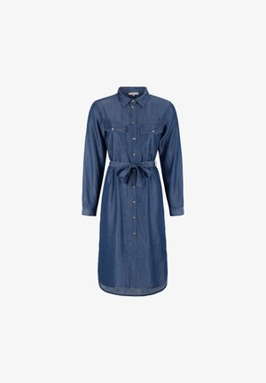 VALERIA - Denim dress - rinse wash
