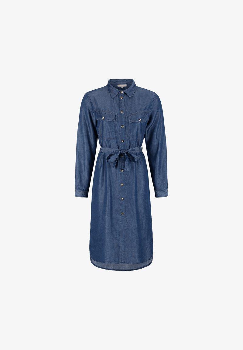 Soft Rebels - VALERIA - Denim dress - rinse wash
